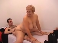 Mature Bbw With Classes Enjoys The Taste Of Cock free