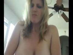 Big Tit Cougar Wife Takes Hard Cock free