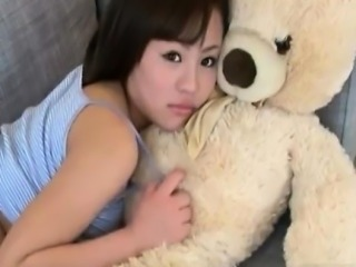 Cute Asian Babe Banging