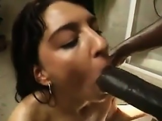Arab MILF Anal Fucked By A Big Black Cock