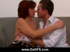 Anal mom crave for a young stud free