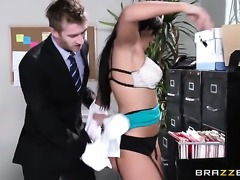 Danny D fucks delicious Selena Santanas snatch in every sex positon