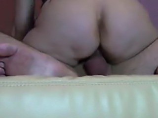Mature Couple Film Themselves Fuck At Home