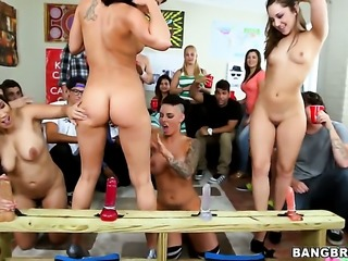 Rachel Starr with juicy booty and Jessica Bangkok are so fucking horny in this girl-on-girl action