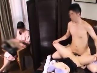 Beautiful Japanese Babe Banged