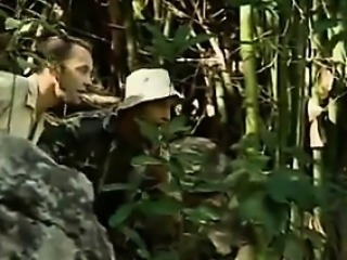 Anal For A Babe Outside In The Jungle