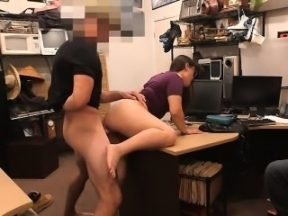 Couple bitches trying to steal at the pawnshop and fucked