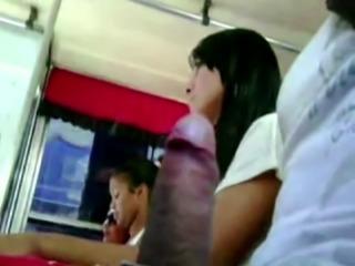 Watching bulge in public (dickflash) - 6