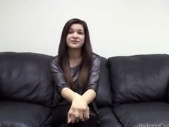 Amateur Teen Assfucked and Anal Creampie Casting