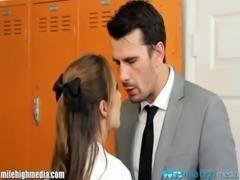 MileHigh Manuel Ferrara Fucks Naughty Schoolgirl Remy LaCroix free