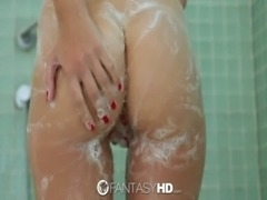 HD FantasyHD - Shower sex with babe Natalia Starr free