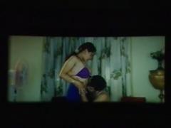 sexy Mallu Reshma in Blue saree