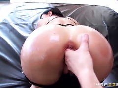 Dollie Darko with huge tits and Danny D know that butt fucking is always...