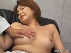 Japanese babe gets her haiy pussy fingered Uncensored free