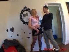 Mature bien enculee !! Elle se branle 3 fois par jour !! French amateur free