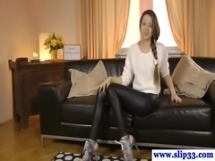 Young Russian closeup casting fuck video free
