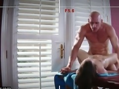 Johnny Sins is going to bang the fuck out of Lily Carter and her tiny little...