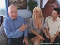 Cuckold Husband Loves Wife's Treatment free