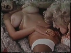 Busty Brunette Anna Has Threesome With Blonde