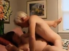 Granny And Grandpa Film Themselves Having Sex