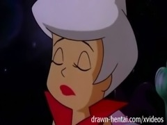 Jetsons Hentai - Judy's sex date free