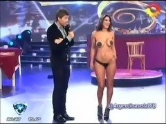 Andrea Rincon - Bailando 2012 - Stripdance /100dates free