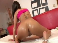 Chanel White - Large Ass Chick Fucked Really hard And Also Have A Facial free