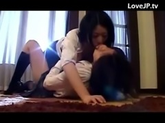 Asian MILF And Teen Lesbain free