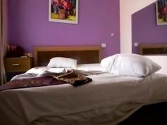 Asian teen hotel room sex