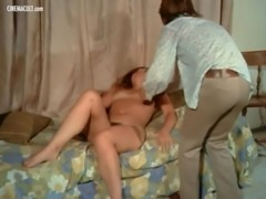 Uschi Digard and Rene Bond nude from Below the Belt