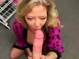 Strict Granny Decides To Jerk His Cock Today