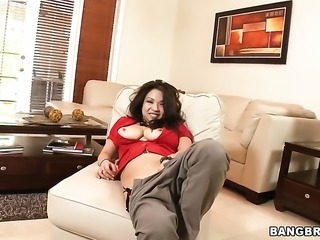 Asian Alexis Lee fucking like a first rate whore in interracial porn action...