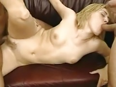 """""""Horny babes fucked in foursome"""""""
