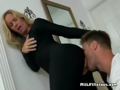 MILF SImone Sonay Enjoys Having Her Pussy Eaten free
