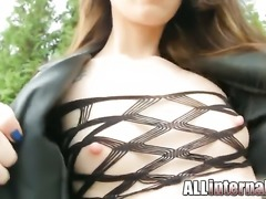 Misha Cross gets cumshot and does anal
