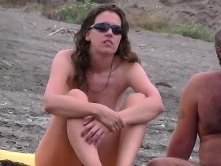 Sexy Nude Beach Girls Voyeur Spy HD Video