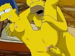 Simpsons Porn - Cabin of love