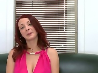 Casting room with jessica rabbit porn adventures. She is a slutty redhead...
