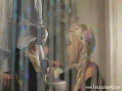 The Fantasy Of A German Maiden Blowjob free