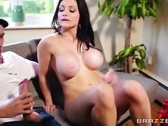 Danny D is ready to make amazingly sexy Aletta Oceans every anal dream a reality