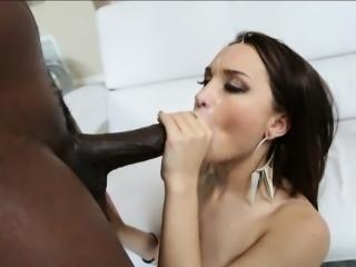 Petite hottie Gabriella Paltrova anal destroyed by huge cock