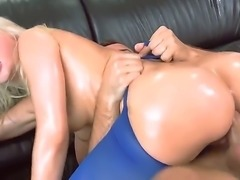 Anikka Albrite is a blonde whore who is going to get it real good from Keiran...