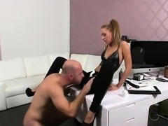 Wet girl anal destruction