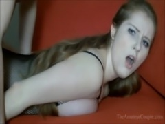 Best Anal Homemade Sex Tape with Busty Babe free