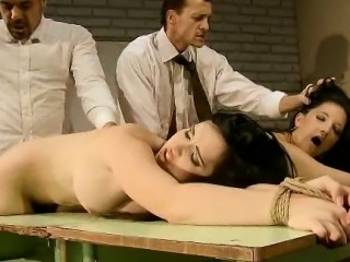 Dominated Anal School - part 1.