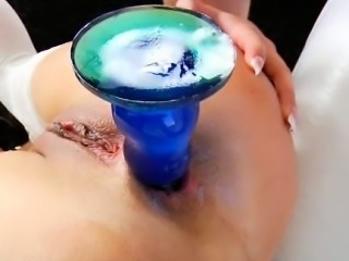 Anal training of Marya