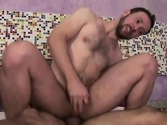 Gay bear\'s being fucked in ass