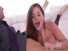 Big Titty Milf gets pounded by her Bodyguard free