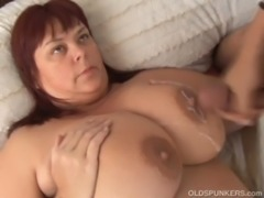 Juicy Josie is a beautiful mature BBW with nice big tits free