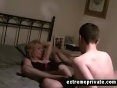 spying my cougar mom with her toyboy free